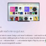 Apple Music mit neuen Playlists