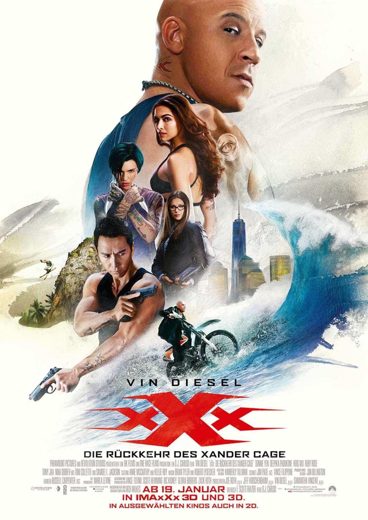 xXx – Die Rückkehr des Xander Cage