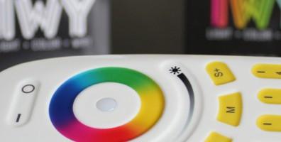 IWY-Light Testbericht – Slider