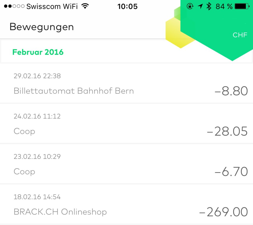 Mit TWINT am SBB Billetautomat bezahlen - Testpilot in Bern
