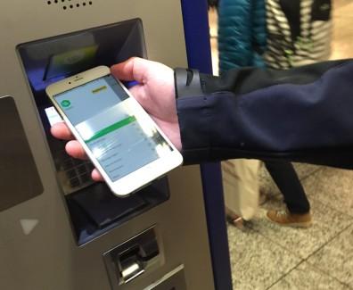 Mit TWINT am SBB Billetautomat bezahlen – Testpilot in Bern