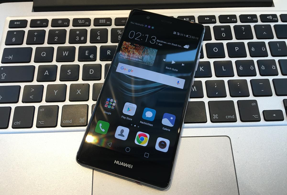 Huawei P9 vorgestellt