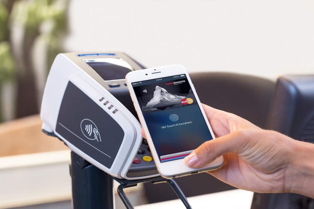 Mit Swisscard öffnet sich erster grosser Issuer für Apple Pay in der Schweiz