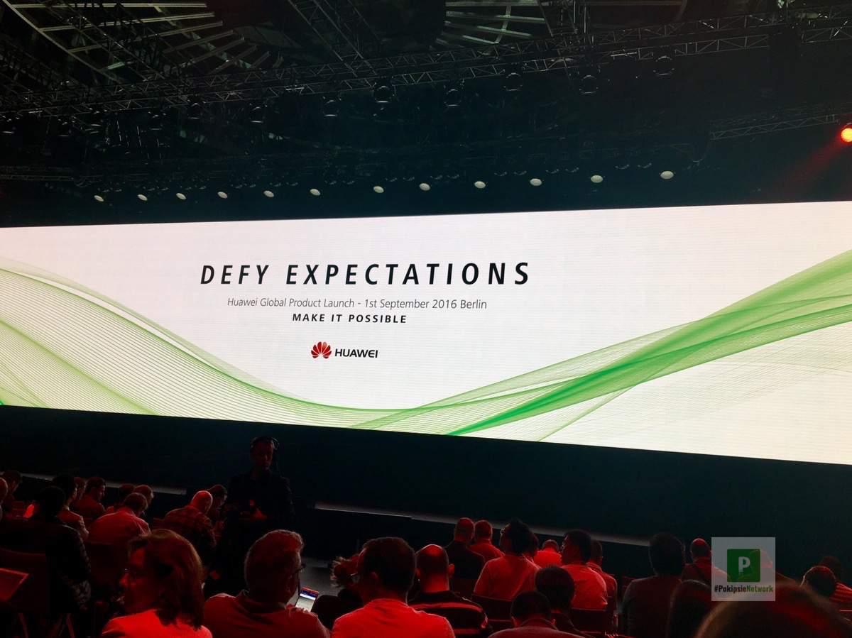 Huawei Nova – Vorstellung an der IFA in Berlin