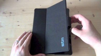 stm skinny 3 iPad Hülle und Ständer fürs neue iPad