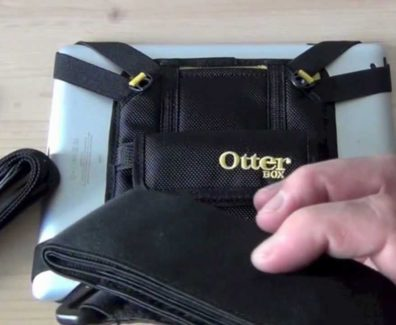 Otter Box Utility Series – The latch for iPad