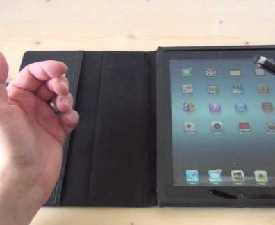 KAVAJ iPad Tasche London im Test