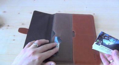KAVAJ iPad Tasche Milano im Test