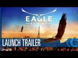 Launch Trailer Eagle Flight