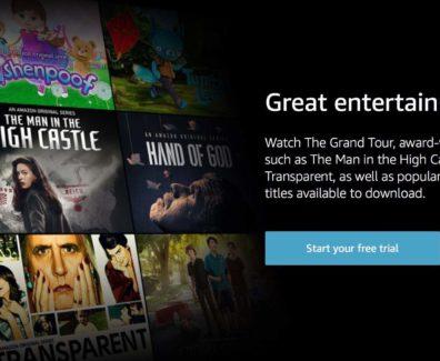 Amazon Prime Video (jetzt auch in der Schweiz) startet in 200 Ländern