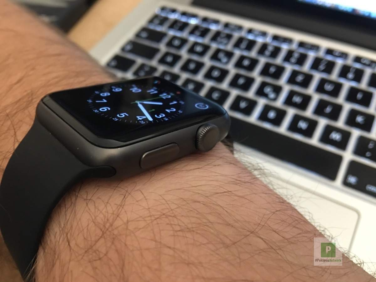 Tutorial – Screenshots von der Apple Watch machen