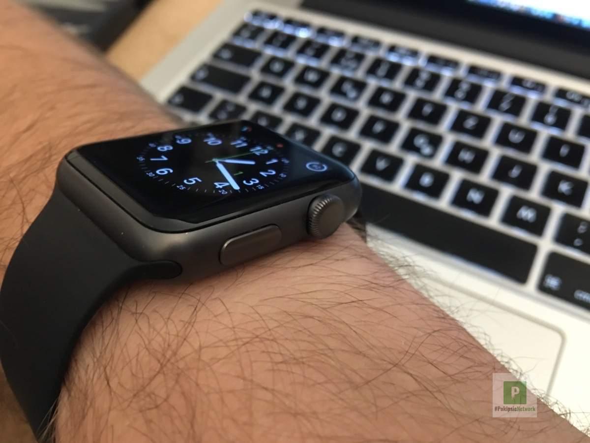 Tutorial – Screenshots von der Apple Watch machen