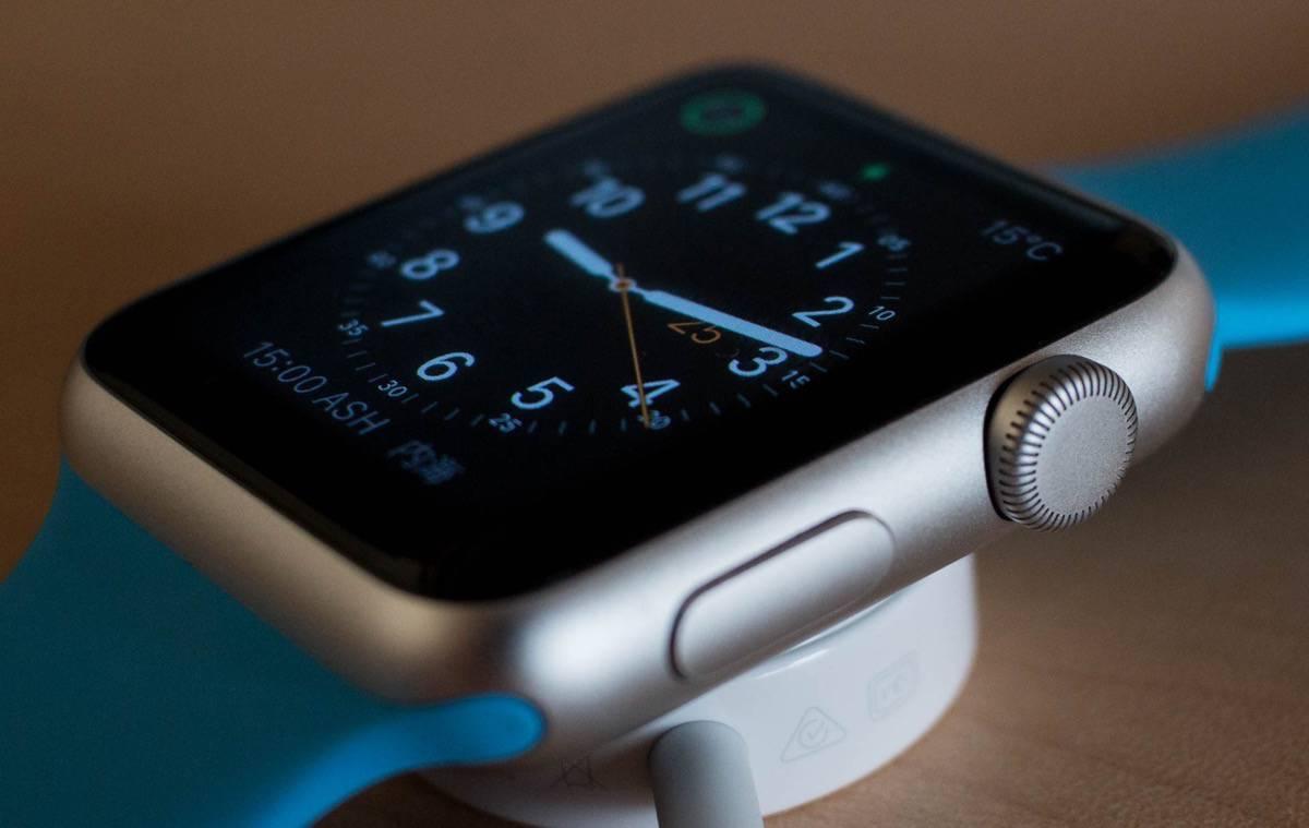 Apple Watch - Suchen