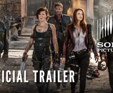 Resident Evil 6 The Final Chapter Trailer