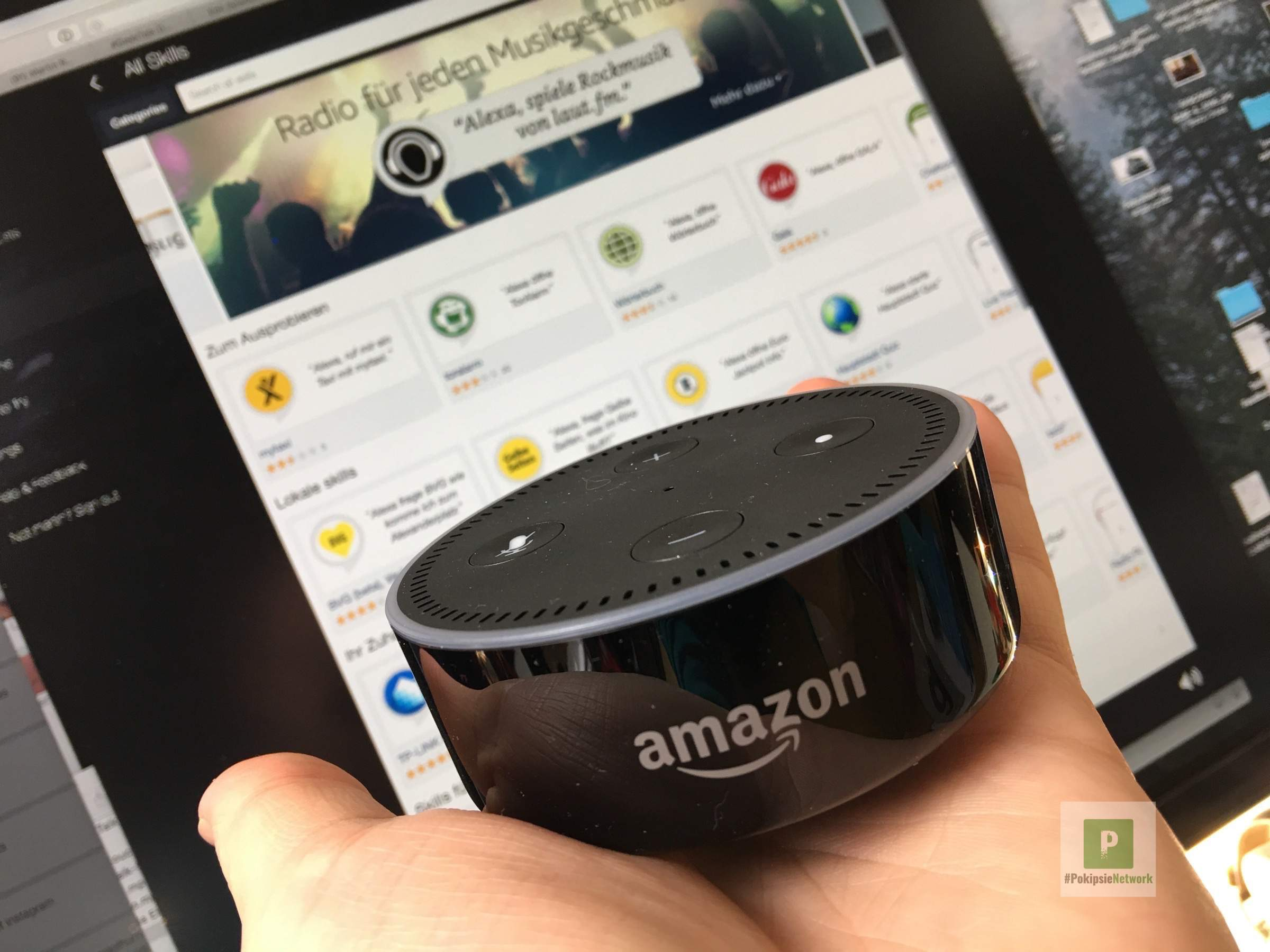 Amazon Echo Skills – Sammelbeitrag