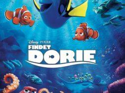 Findet Dorie DVD Cover