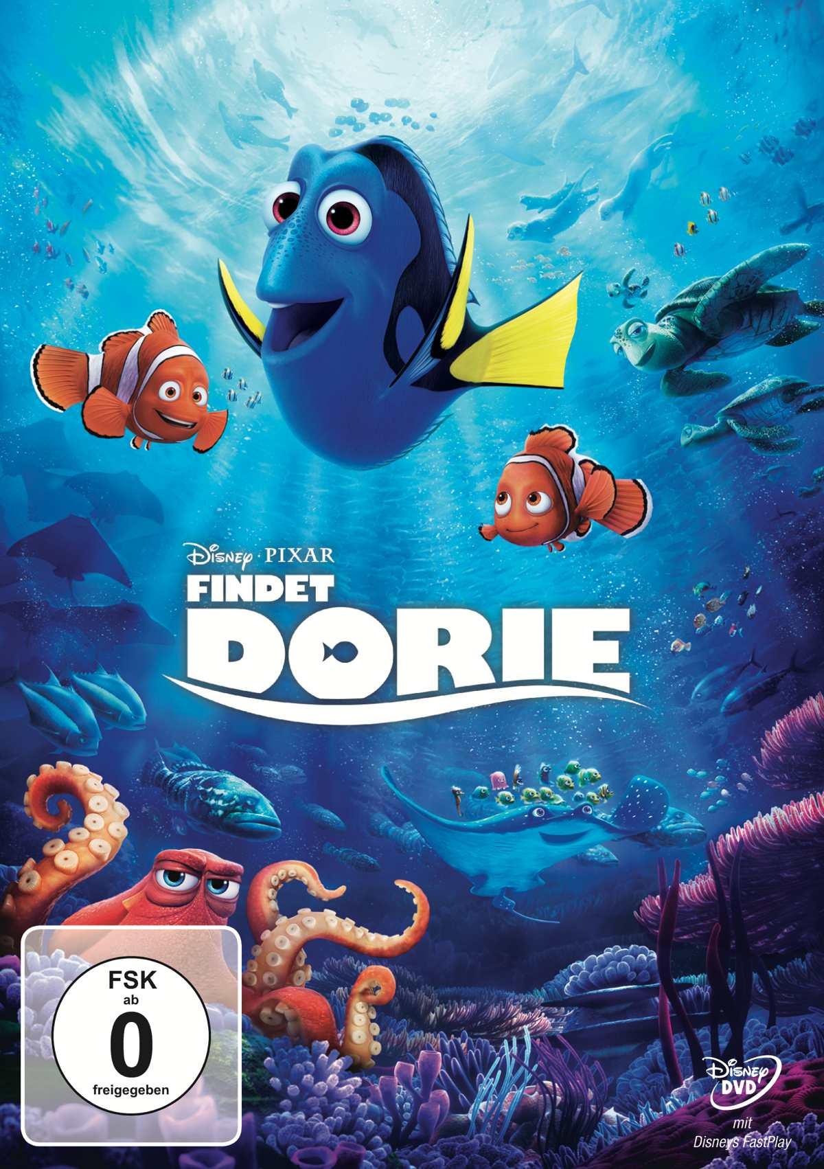 Findet Dorie Ganzer Film