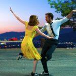 Mia (Emma Stone), Sebastian (Ryan Gosling)