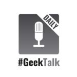 #GeekTalkDaily Logo