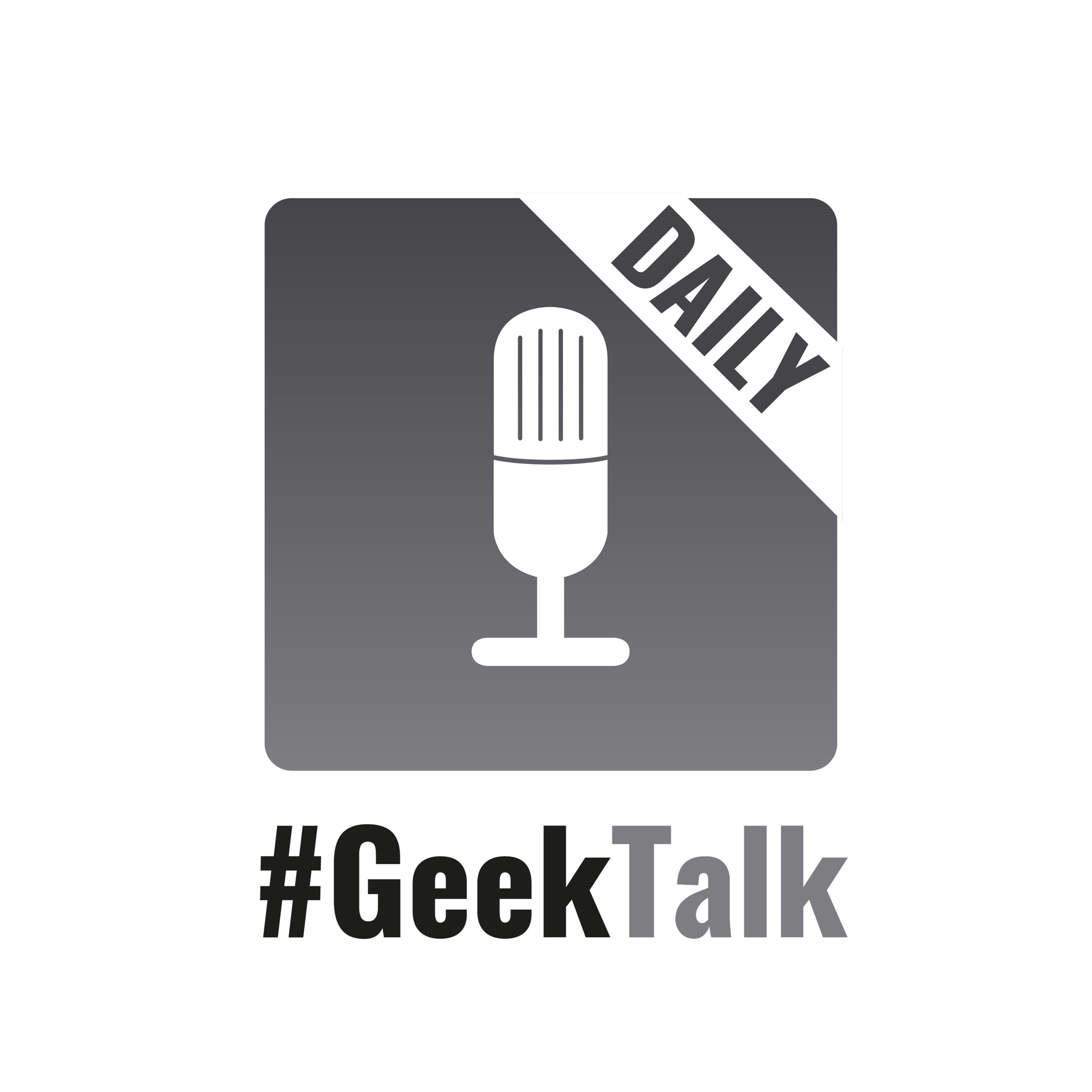 Link daily #GeekTalk Podcast