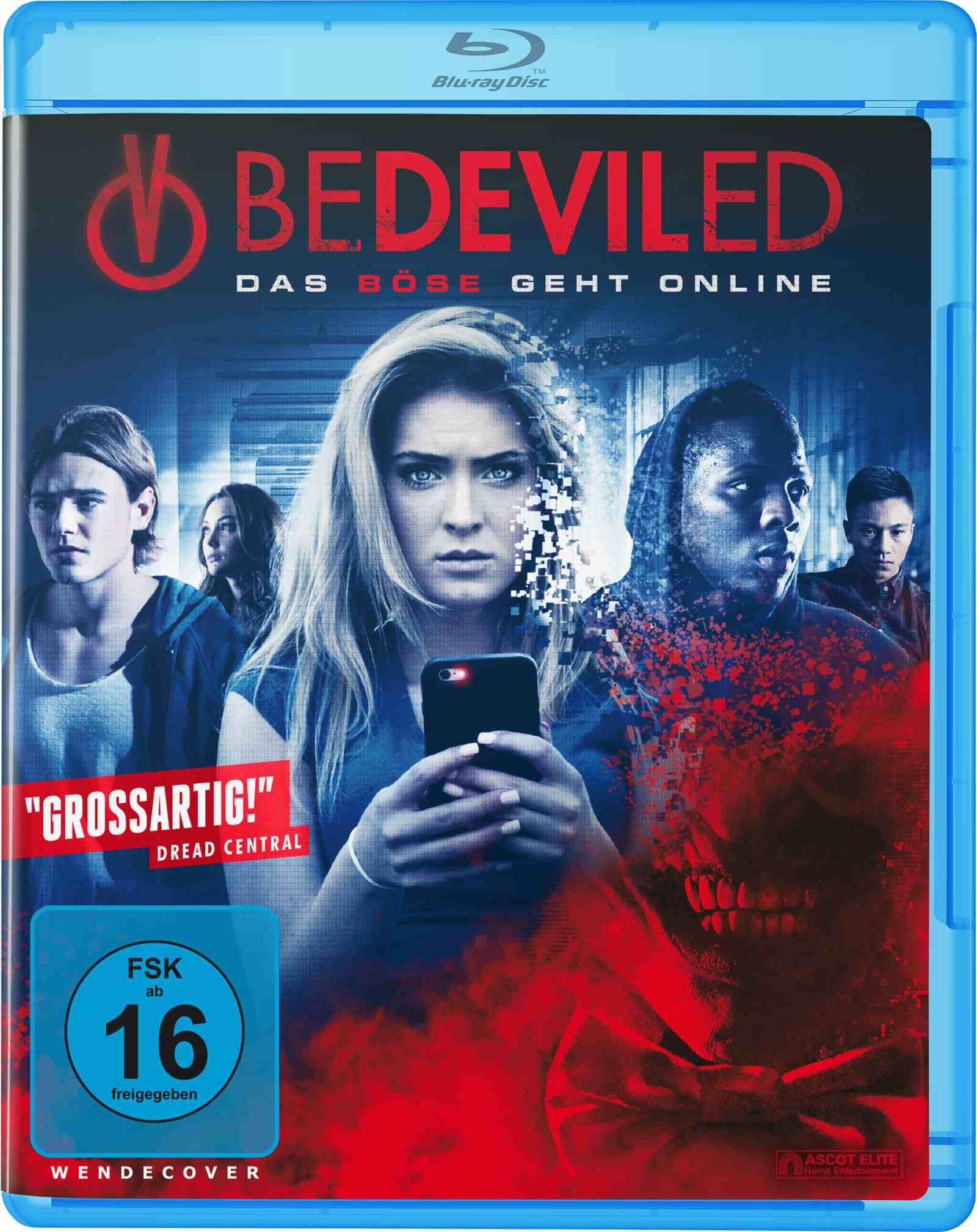 Bedeviled – das Böse geht online
