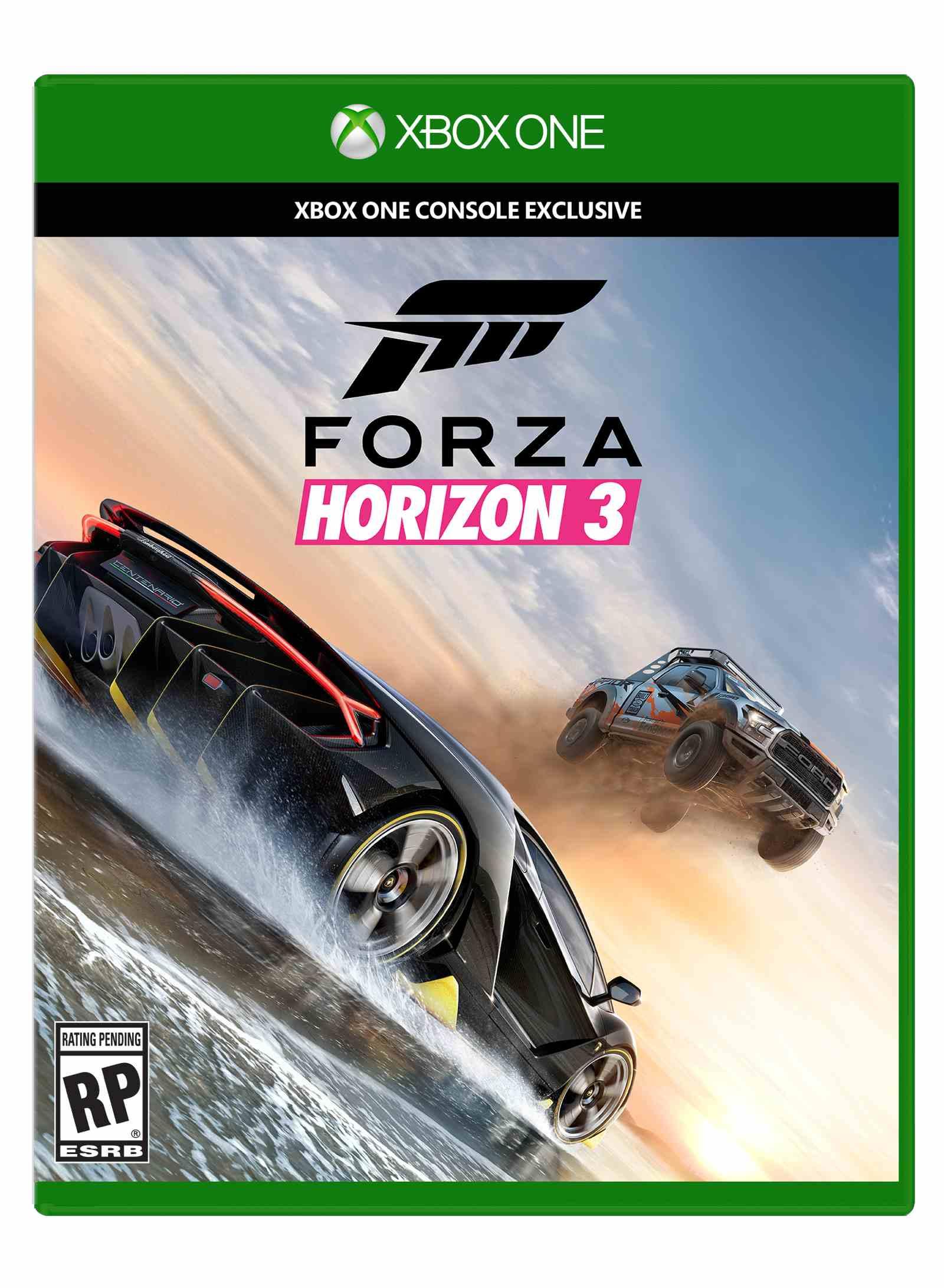 Forza Horizon 3 Testbericht