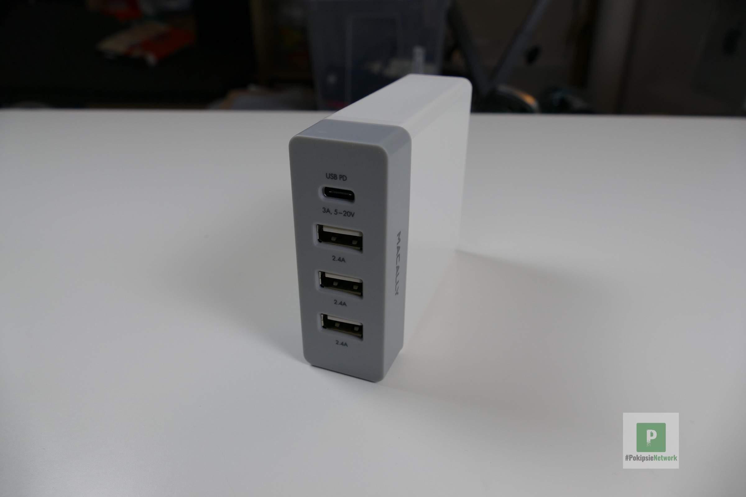 Macally HOME72UC-EU USB-Ladestation für den Schreibtisch – Testbericht