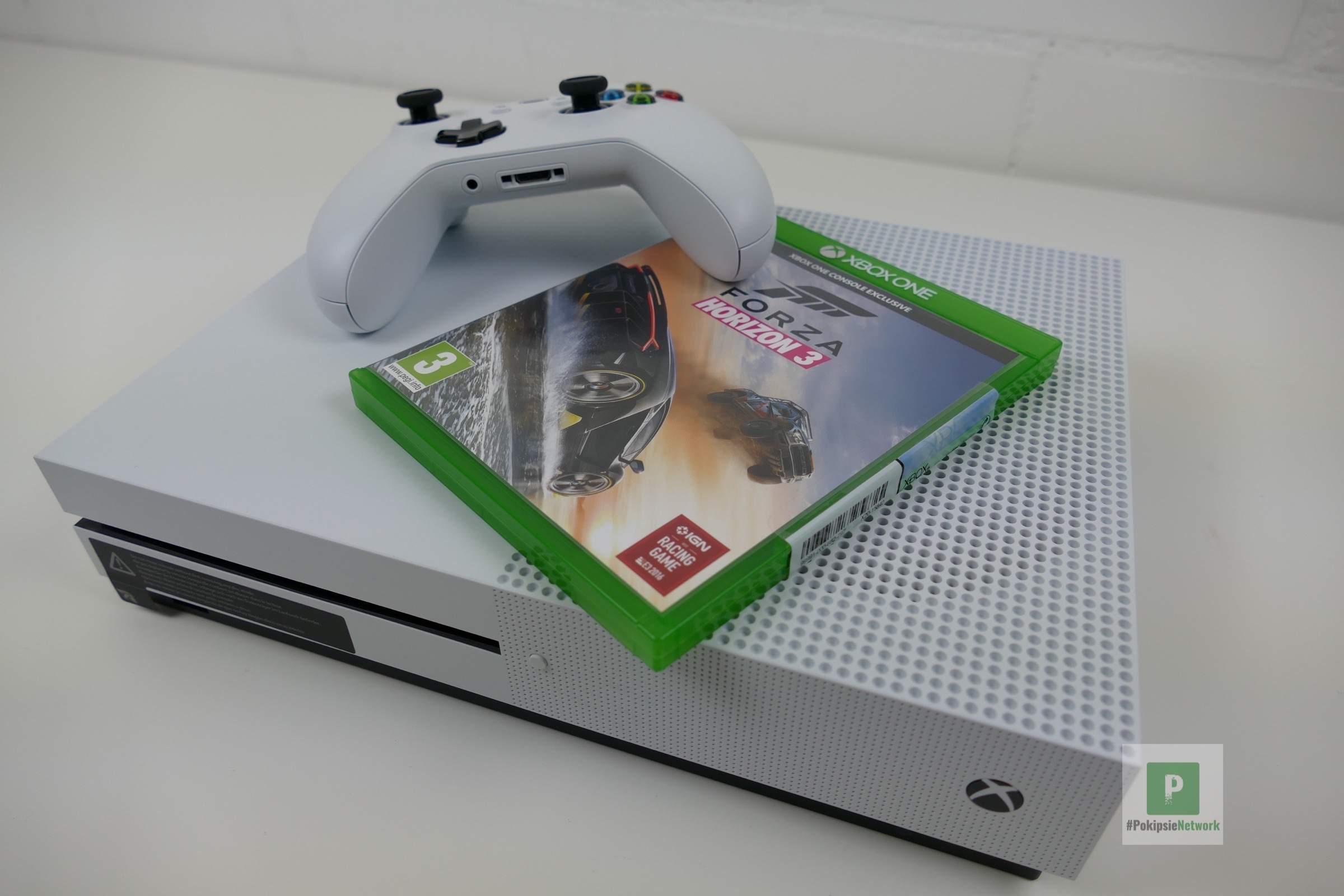 Microsoft XBox One S Testbericht