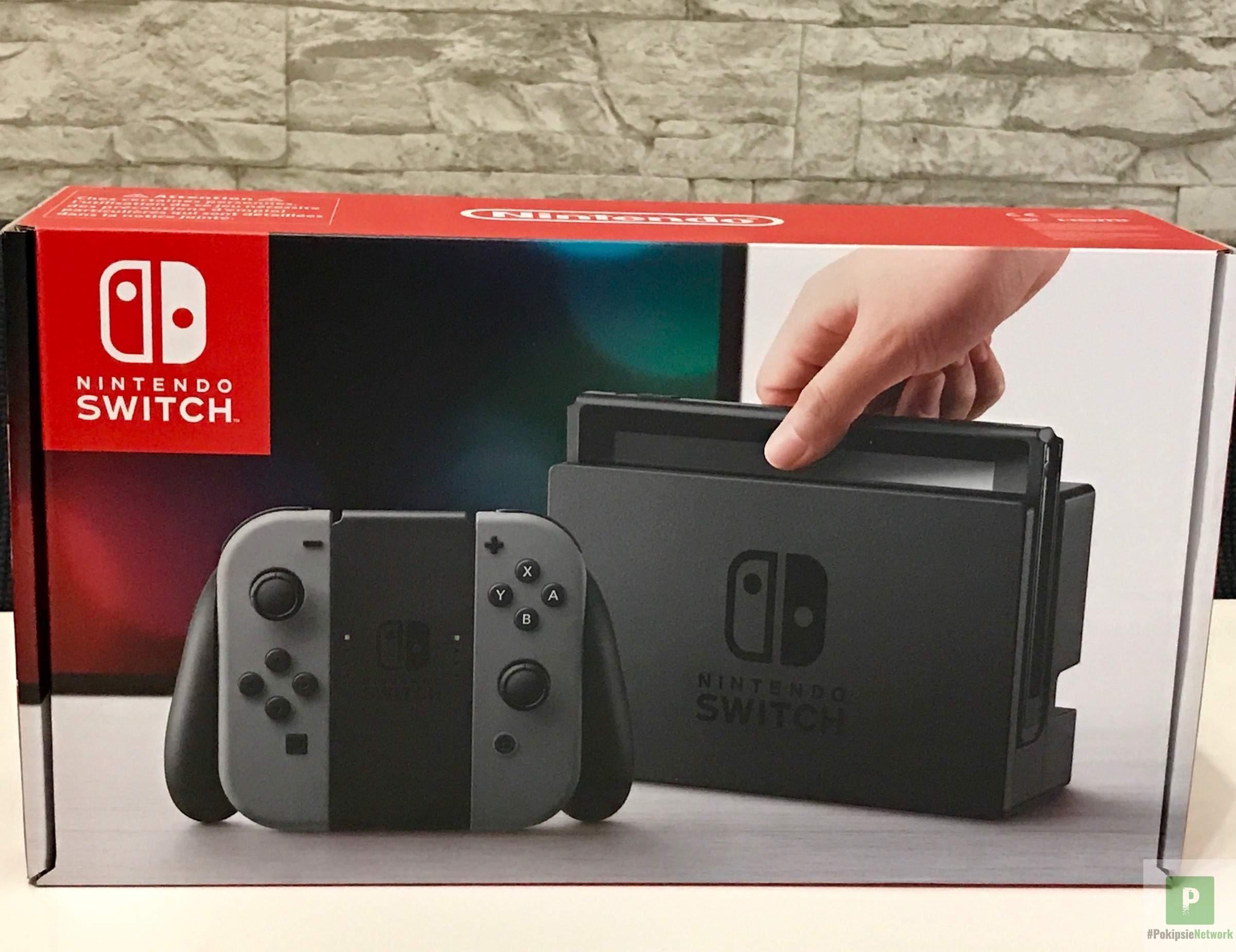 Nintendo Switch Testbericht