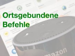 Pinterest – Amazon Echo – Ortsgebundene Befehle