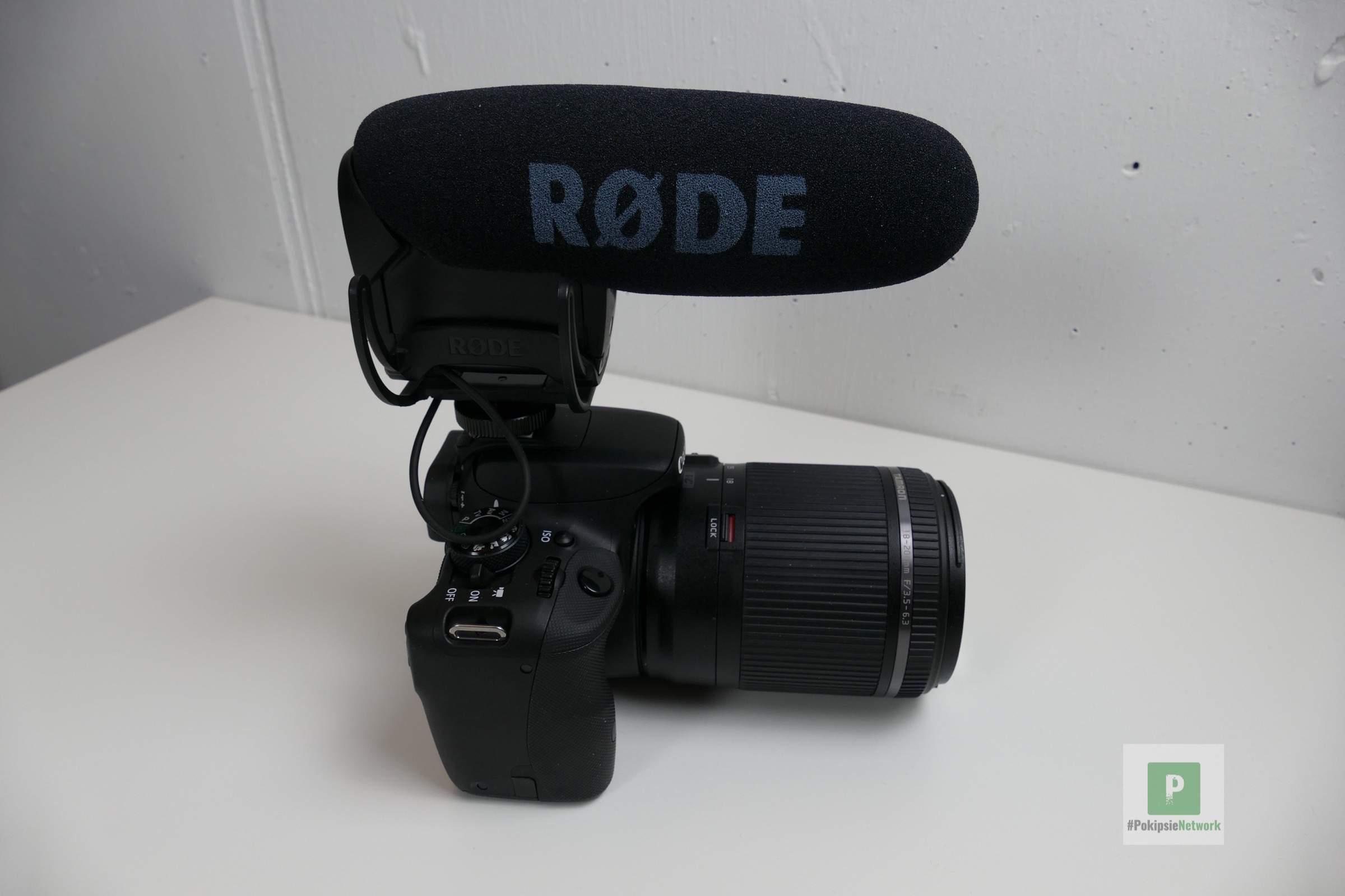 Rode VideoMic Pro R Testbericht