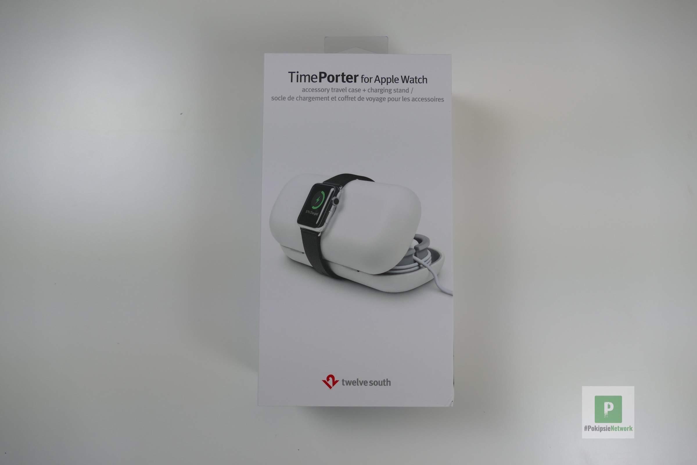 timeporter das reiseetui f r die apple watch von twelve south testbericht pokipsie 39 s. Black Bedroom Furniture Sets. Home Design Ideas