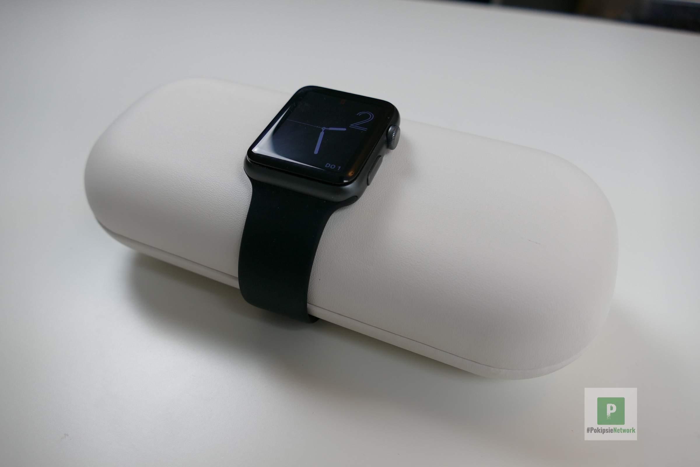 TimePorter – das Reiseetui für die Apple Watch von Twelve South – Testbericht