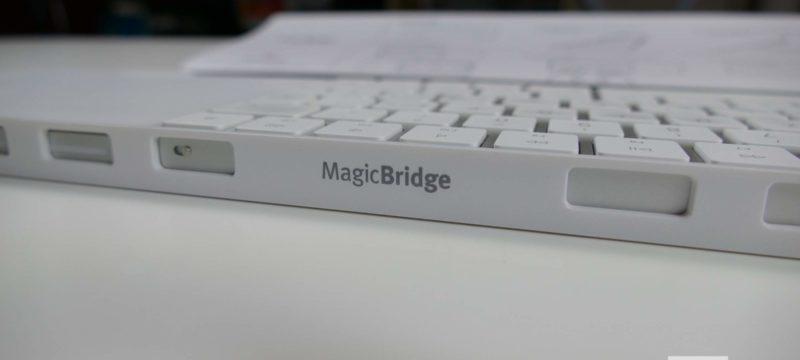 Twelve South – MagicBridge fürs Apple Keybaord und TouchPad