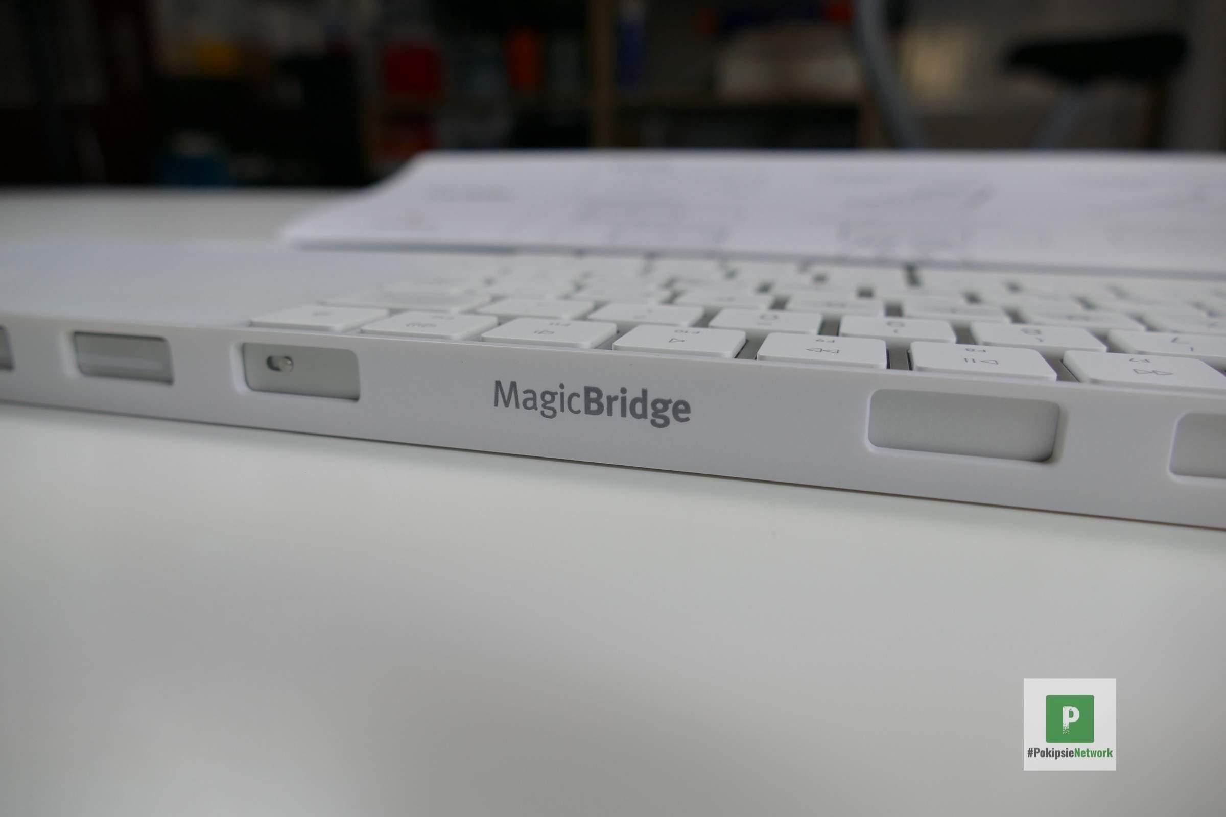 Twelve South – MagicBridge fürs Apple Keybaord und TouchPad – Testbericht