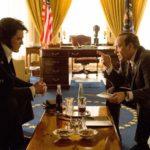 Elvis Presley (Michael Shannon), Richard Nixon (Kevin Spacey)