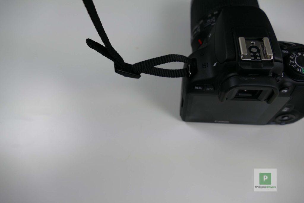 Panasonic und der Kameragurt