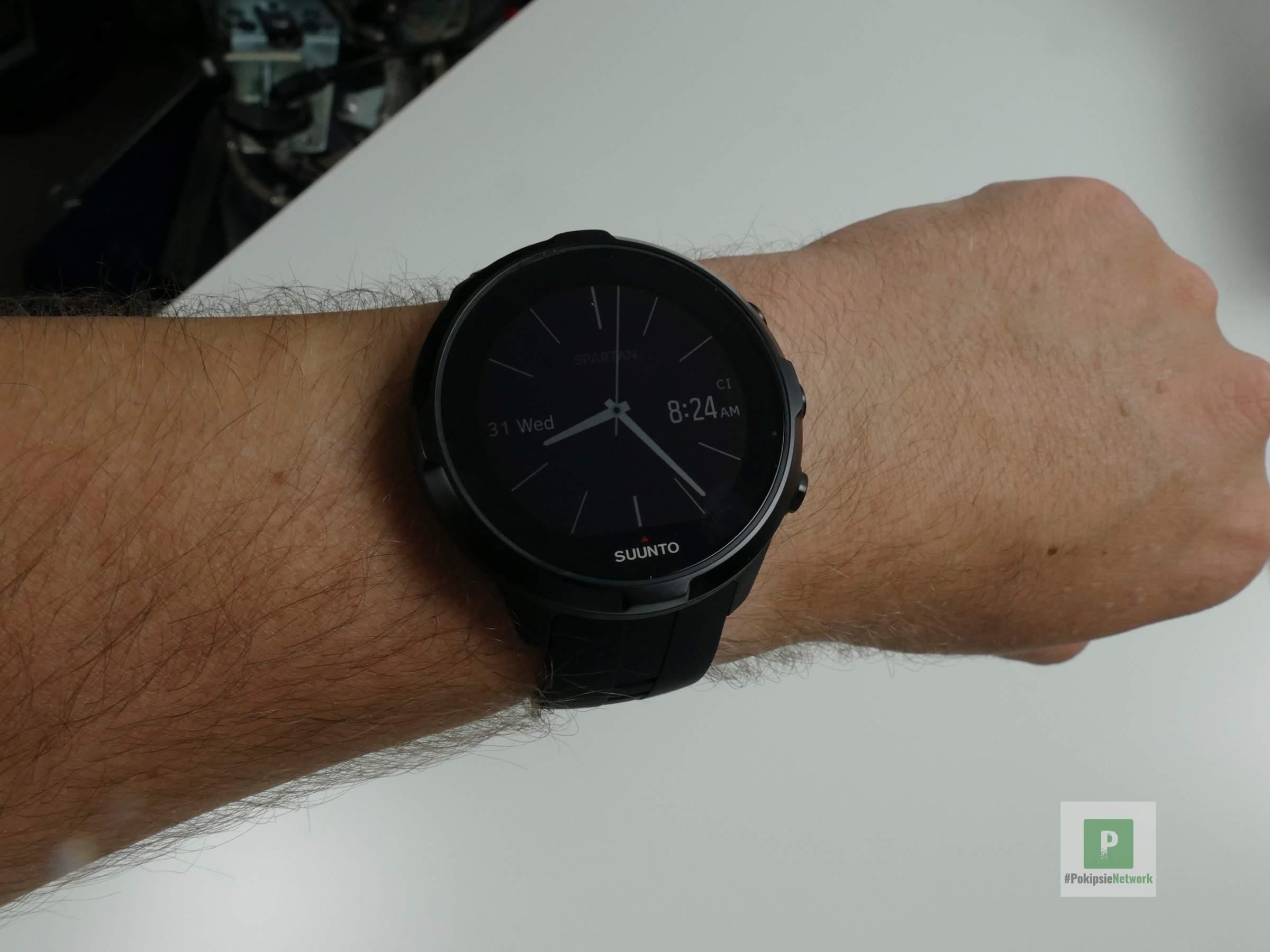 Suunto Spartan Wrist HR Testbericht