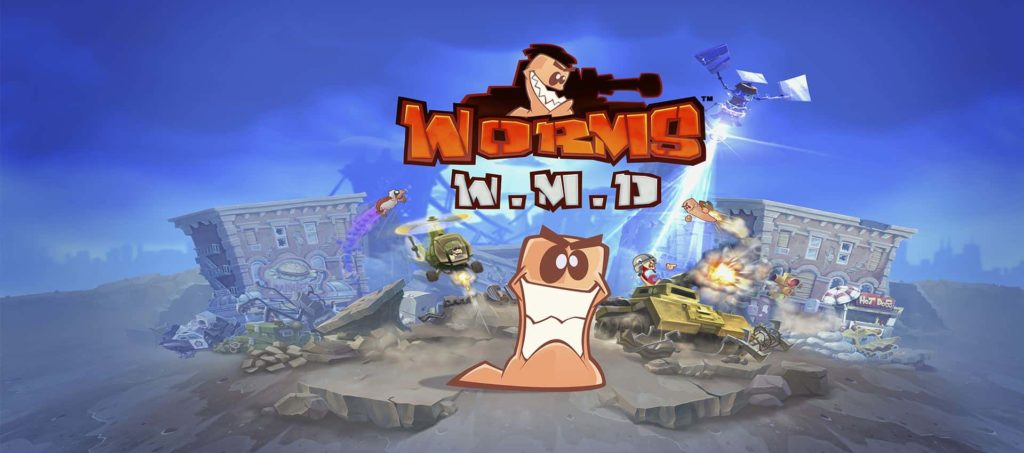 Worms WMD Header