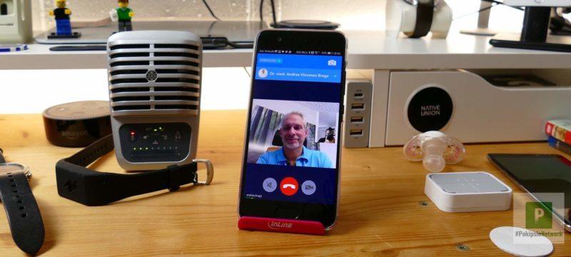 ee doctors – Arztbesuch via Smartphone App