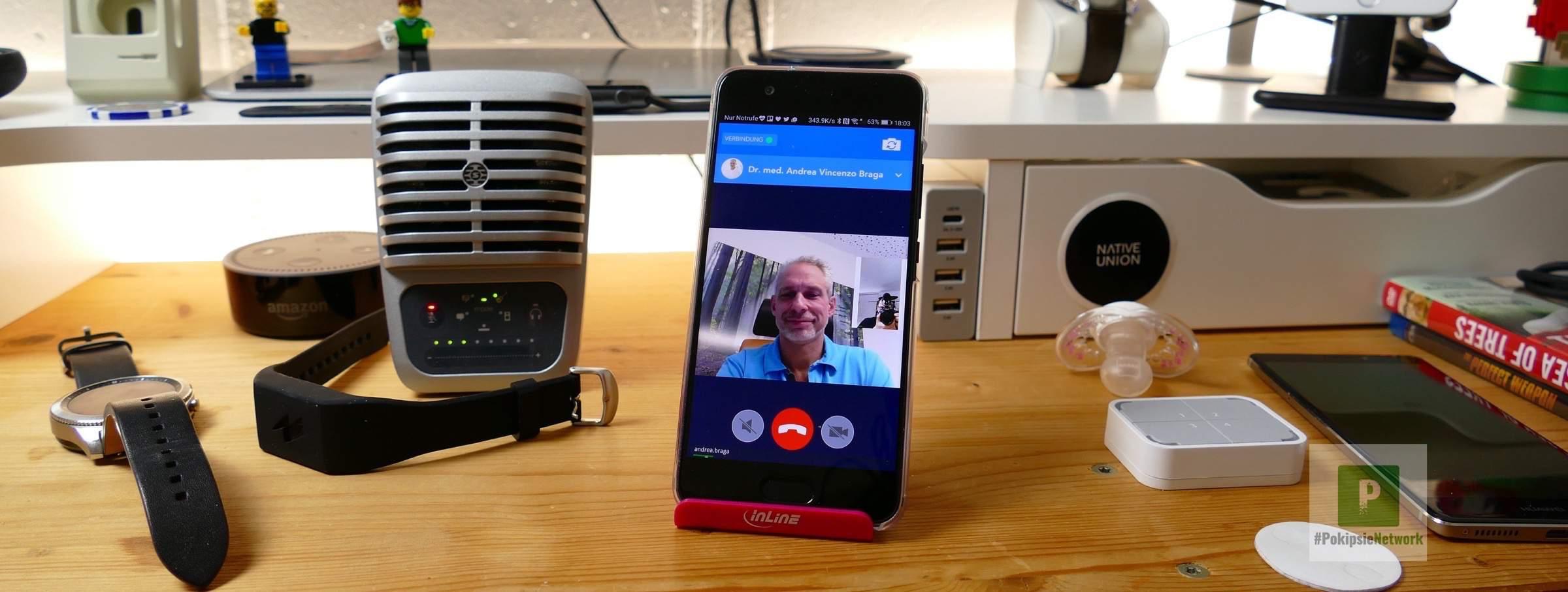 eedoctors – Arztbesuch via Smartphone
