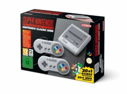 Super Nintendo Entertainment System ab 29.09. im Handel