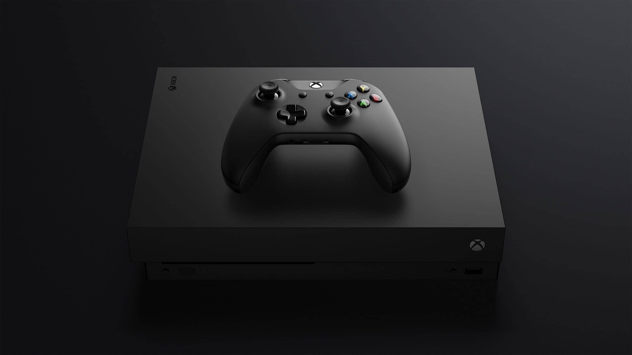 Xbox One X Vorstellung