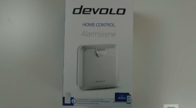 Devolo Home Control – Alarmsirene