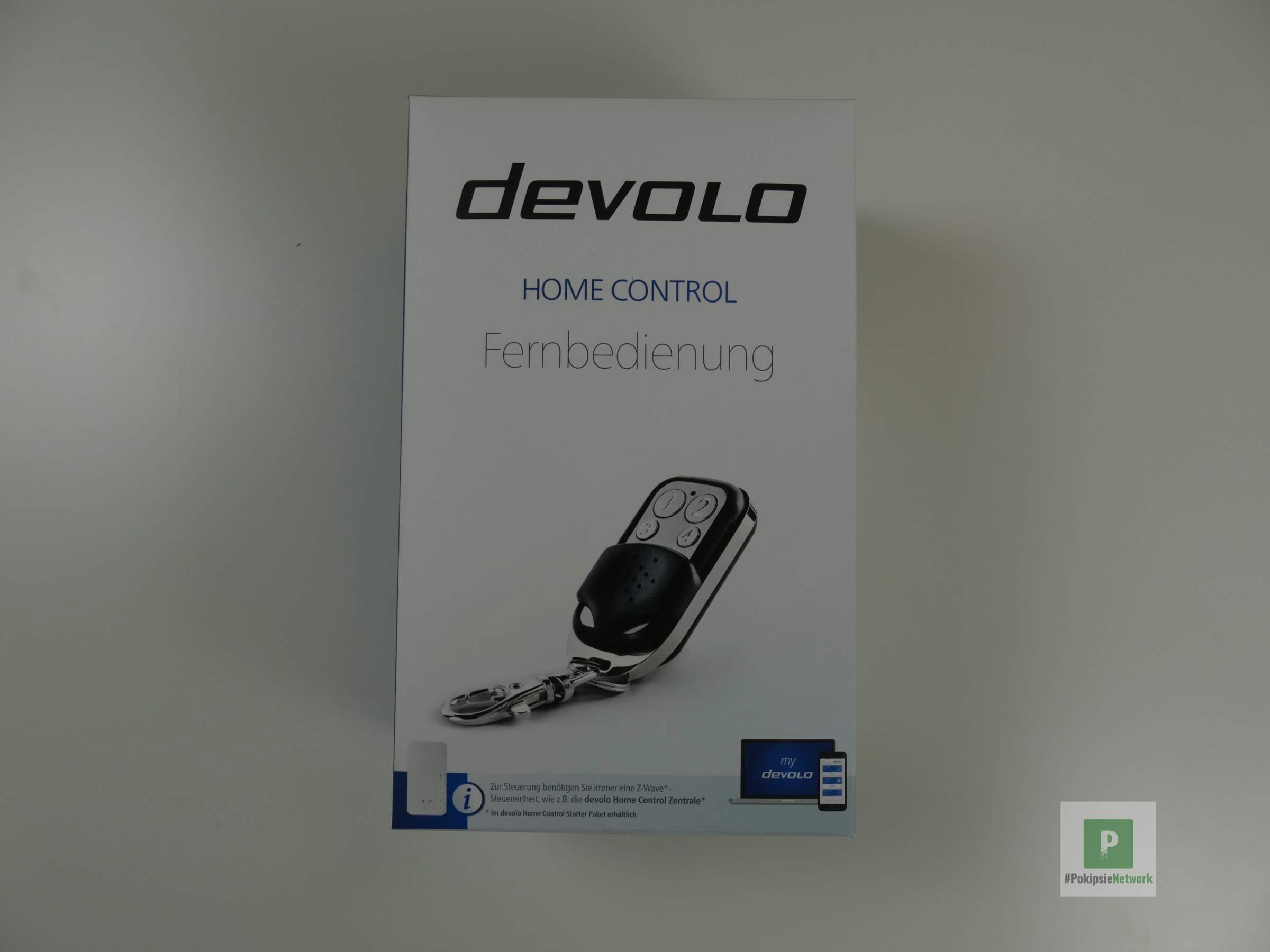Devolo Home Control – Fernbedienung