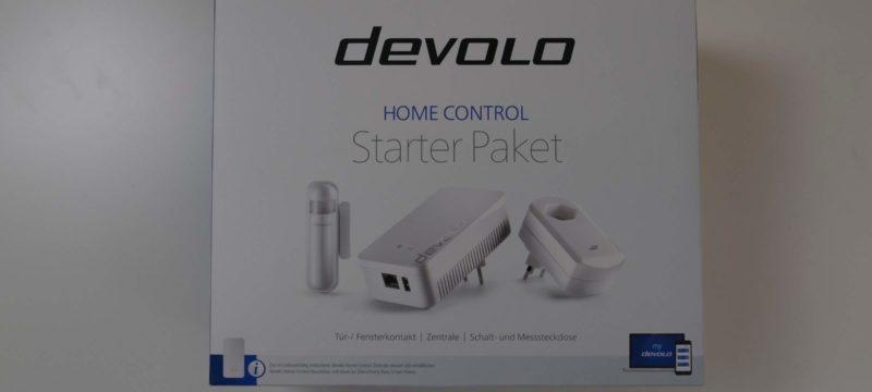 Devolo Home Control – Starter Paket