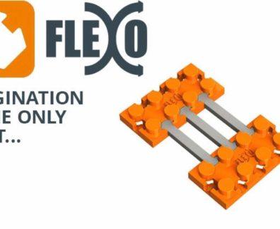 Flexo – das bewegliche LEGO
