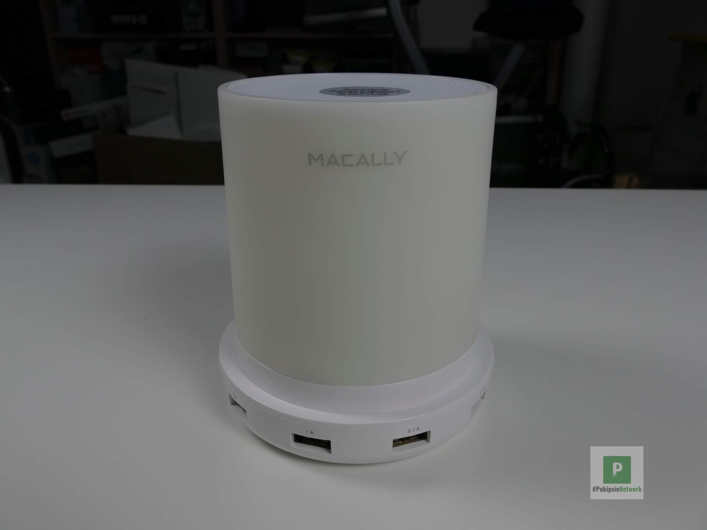 Macally Lamp Charger
