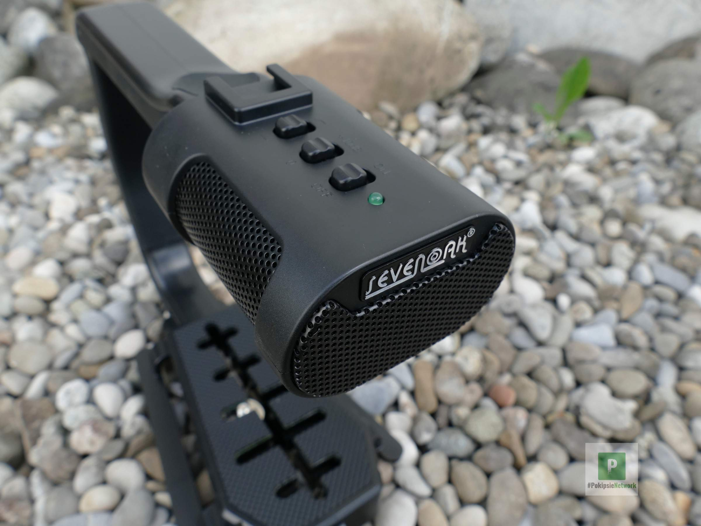 Sevenoaks MicRig – Ein Gadget für mehr stabilität und einen besseren Ton