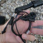 Das Kabel - einzeln schön beschriftet